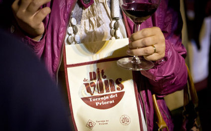 A night of wines in Torroja del Priorat | Wine & Wineries in Catalonia | Scoop.it