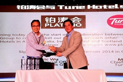 Plateno Hotels Group collaborates with Tune Hotels ~ Morgan Magazine | Celebrity | Scoop.it