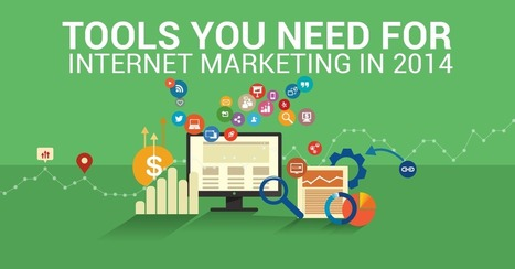 Top Internet Marketing Tools of 2014 | Un noeud dans le mouchoir des médias sociaux | Scoop.it