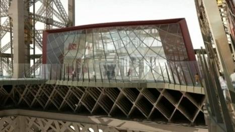 La Tour Eiffel restaurée par des entreprises alsaciennes... - France 3 Alsace | La construction  de maison Paca | Scoop.it