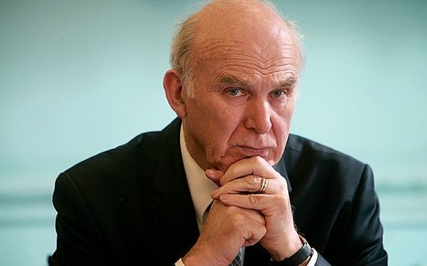 BBSRC mention: Vince Cable boosts Britain's science firms with £10m biology fund | BIOSCIENCE NEWS | Scoop.it