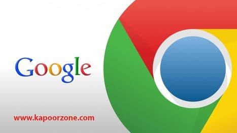Google Chrome 42.0 Offline Installer Final Terbaru Download - Kapoor Zone | Kapoor Zone | Scoop.it