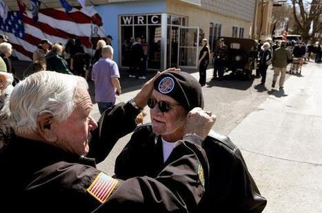 Montrose veterans program tears down barriers and earns accolades | Veterans | Scoop.it