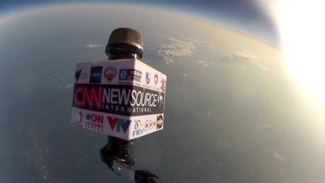 Cameras crash from 65000 feet, videos survive - CNN (blog) | Amateur Radio Adventures | Scoop.it