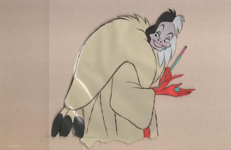 Les méchants chez Walt Disney : et pourtant, on les adore ! | Merveilles - Marvels | Scoop.it