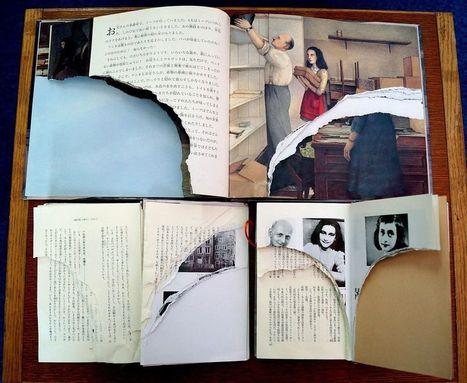 «Anne Franks dagbok» ødelegges på japanske bibliotek - Nettavisen   Bibliotekutvikling   Scoop.it