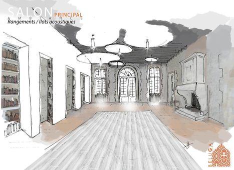 Chateau - Prieure Marquet - Beluga Studio | Vie et patrimoine à St Martin-du-Bois (33) | Scoop.it