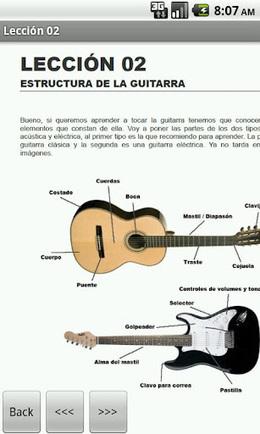 Curso gratuito para aprender a tocar Guitarra en Android, | Musica | Scoop.it