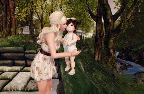 When Adults Want Child Avatars | cool stuff from research | Scoop.it
