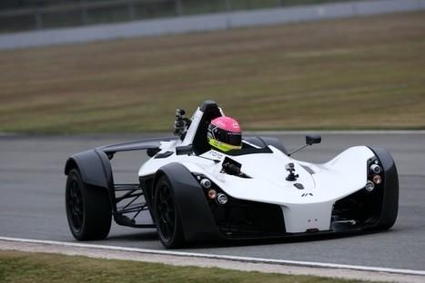La BAC Mono reçoit un châssis élargi | Auto , mécaniques et sport automobiles | Scoop.it