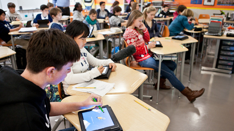 5 Essential Insights About Mobile Learning | BYOT @ School | Scoop.it