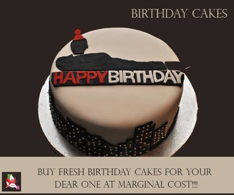 BlossomSquare: Birthday Cakes - Buy Fresh Cakes For Your Dear One At Marginal Cost   BlossomSquare   Scoop.it