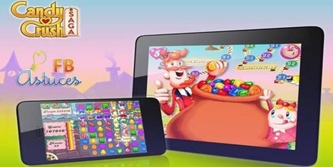 Comment télécharger candy crush sur mobile gratuitement? | Astuces sur Facebbook | Scoop.it