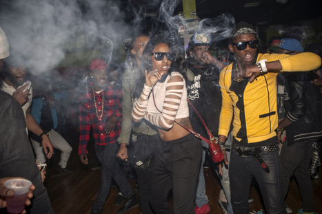 Unstoppable: Meet the Dancehall Queens of Brooklyn | Best of Photojournalism | Scoop.it