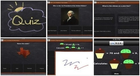 iHomeEducator® QuizCloud™ | iPads in high school | Scoop.it