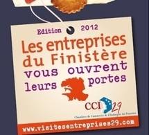 Finistère. Adoptez le guide des visites d'entreprises 2012 ! | Revue de Web par ClC | Scoop.it