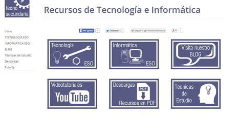 Recursos de Tecnología e Informática para ESO y Bachillerato | Edutics | Scoop.it