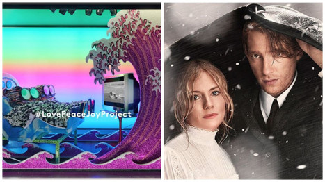 WGSN Picks: Top 5 holiday campaigns of 2016   levin's linkblog: Pop Culture Channel   Scoop.it