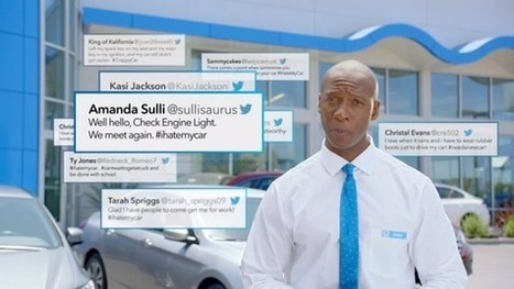 Honda Answers Customers' Tweets With Personalized Vine Clips | Social Media Superstar | Scoop.it