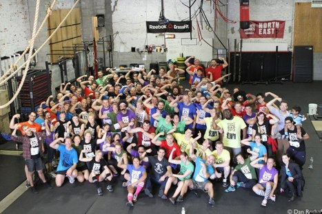 Did CrossFit Ban A Woman For Complaining About The Name Of A Class? | Crossfit News | Scoop.it