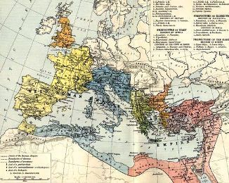 Reason why the Roman Empire fell | ancient history | Scoop.it