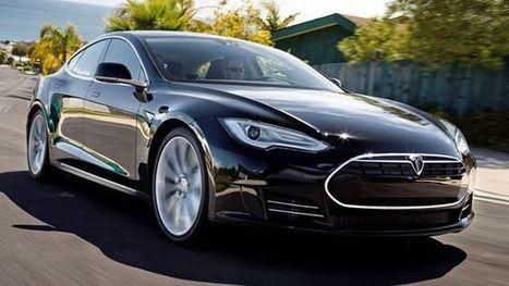 Tesla says car fire began in battery after crash   EconMatters   Scoop.it