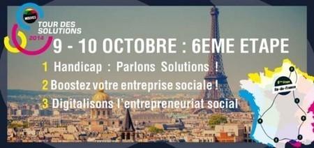 Mouvement des entrepreneurs sociaux (Mouves) | Le Tour des solutions à Paris : les 9 et 10 octobre | Innovation sociale & Performance: co-construire avec les entrepreneurs sociaux | Scoop.it