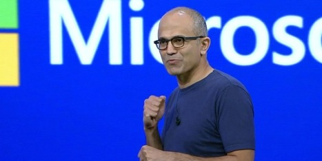 Satya Nadella Just Launched Microsoft Into A New $1.6 Trillion Market | Technologies numériques & Education | Scoop.it