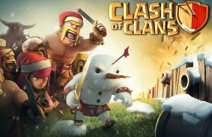 Clash of Clans Hack Tool Free Download   Hack Clash of Clans   Soft Wallpapers   Scoop.it
