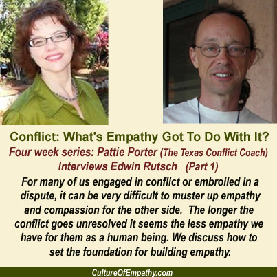Conflict and Empathy: Part 1: Where Has Empathy and Compassion Gone? | Compassionate Leadership | Scoop.it