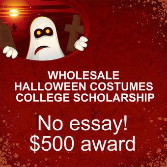 Wholesale Halloween Costumes College Scholarship | College Scholarships | Scoop.it