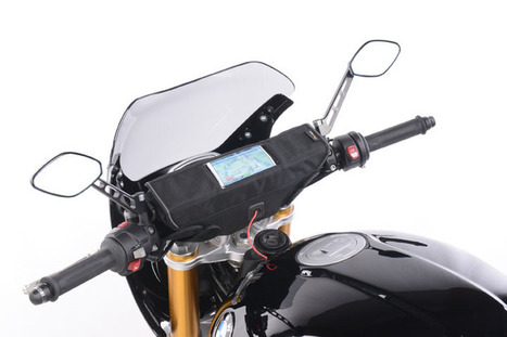 Wunderlich Media Handlebar Bag | Motorcycle Industry News | Scoop.it