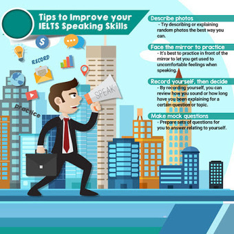 Need More Time? Read These Tips to Improve your IELTS Speaking Skills | IELTS - English Proficiency Exam | Scoop.it
