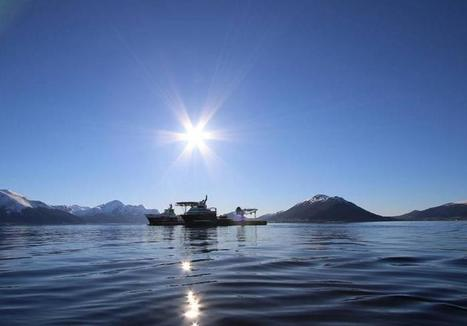 Image of the Day: Kleven's Newbuilds Test Their Mettle | Offshore Australia | Scoop.it