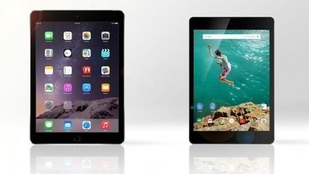 Nexus 9 vs. iPad Air 2 - The Clash | CodeMink | Scoop.it