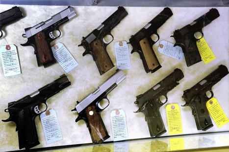 Guns At College Receive Resounding 'No' From Key Group | DidYouCheckFirst | Scoop.it