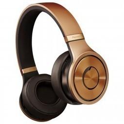 Pioneer SE-MX9 Cuivre – Headphones | High-Tech news | Scoop.it