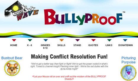 BullyProof - Website Design | Web design | Scoop.it