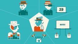 Le journalisme à l'ère numérique | Emi Journalisme | Scoop.it