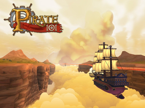 The Steampunk Tribune: Pirates 101 - a youthful Steampunk-esque MMO...   Just Put Some Gears on It   Scoop.it