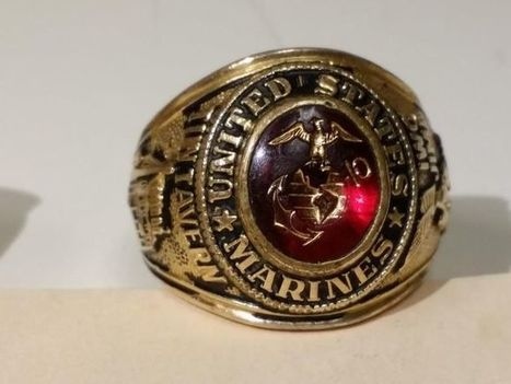 Three Marine Corps rings found in York County - WCNC | Corps of Cadets | Scoop.it