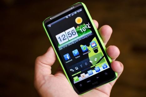 Most of us will own smartphones by 2018 | Sustainability | Scoop.it