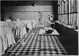 La maternité de l'hopital Saint Antoine - Paris 1900 | GenealoNet | Scoop.it