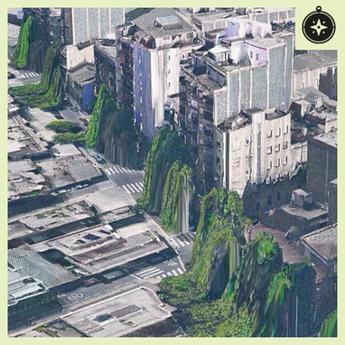 Amazing, Addictive, and Creative Uses of Google Earth and Google Maps | Technology on GOOD | Sizzlin' News | Scoop.it