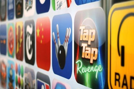 Apple Announces Top iOS Apps Of All Time | Geeky Gadgets | 4G | Scoop.it