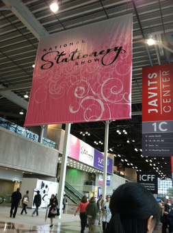 The New York Stationery Show 2012 « Lisa's Gift Wrappers   letterpress printing   Scoop.it