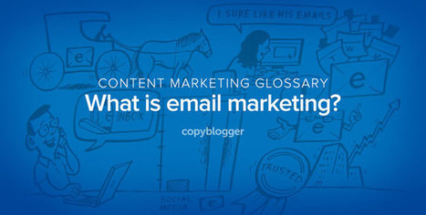 Email Marketing Defined in 60 Seconds [Animated Video] - Copyblogger | Entrepreneurial Passion | Scoop.it