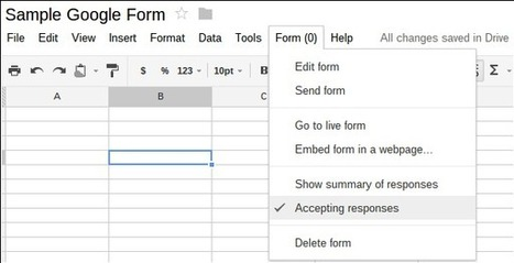 Use Google Forms to create a self-grading quiz | TechRepublic | eLearning Authoring: Tips & Hints | Scoop.it