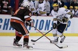3 things to watch: Michigan vs. Cornell in NCAA hockey tournament opener | Michigan Hockey | Scoop.it