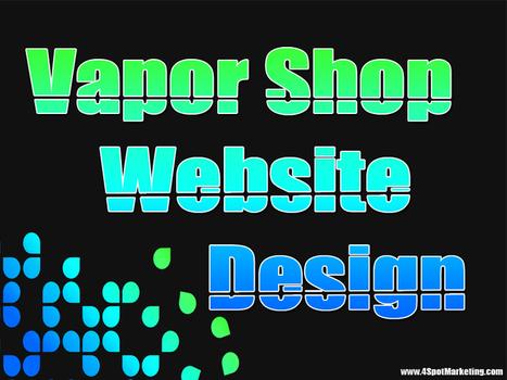 Vapor Shop Website Design | Jewelry Website Designers | Scoop.it